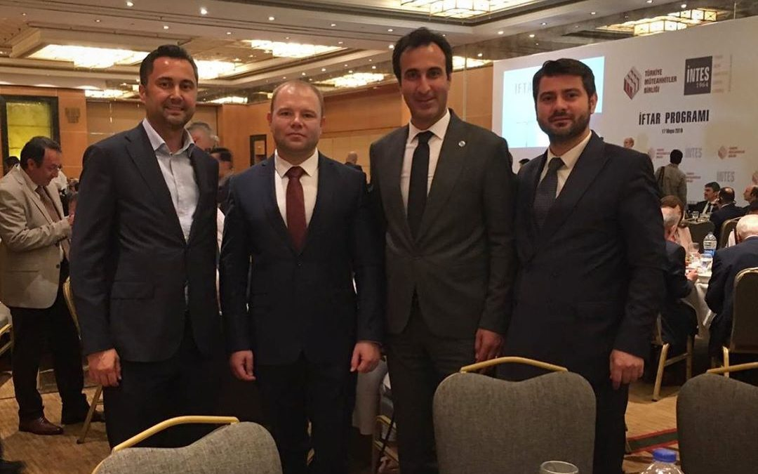 Türkiye Müteahhitler Birliği 67. Yıl Resepsiyonu